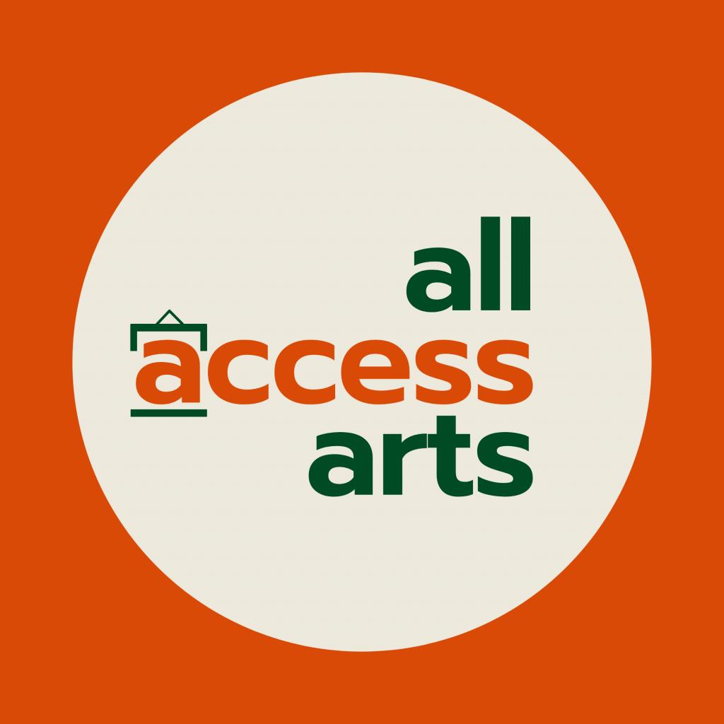 All access Arts logo